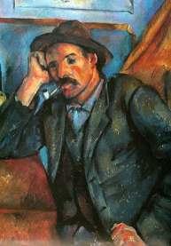 Cezanne  pipe smoker