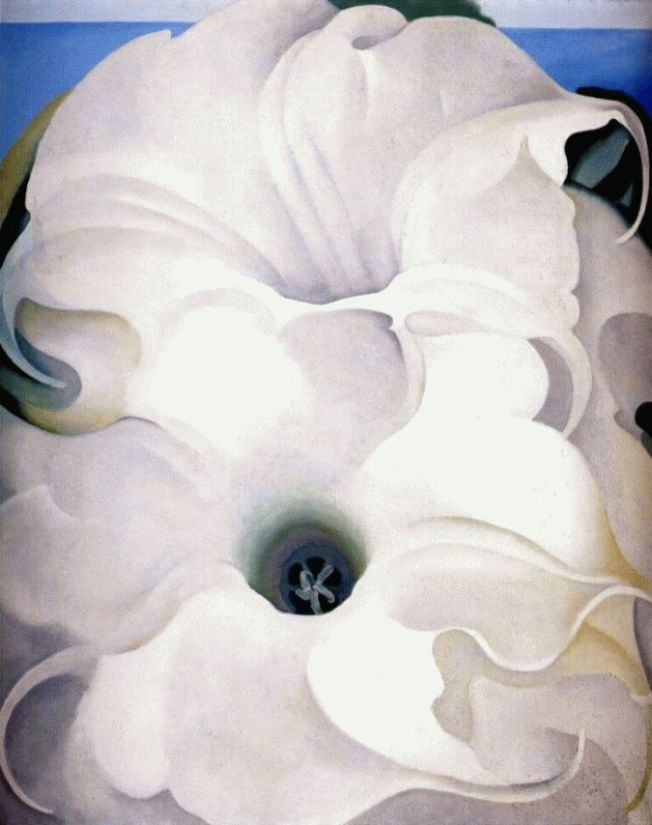 Belladonna by Georgia O'Keeffe 1939