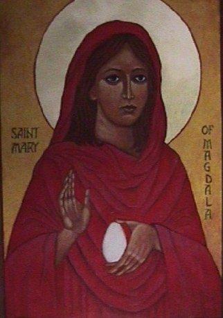 Mary Magdalene egg
